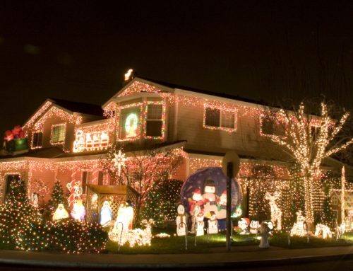 5 Facts about Holiday Lighting That'll Keep You Up at Night