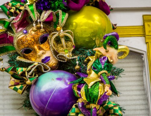 Keep The New Orleans Spirit Going- Mardi Gras Is Almost Here