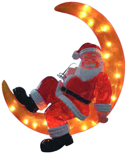Santa Clause Lights