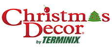 Christmas Decor by Terminix Logo